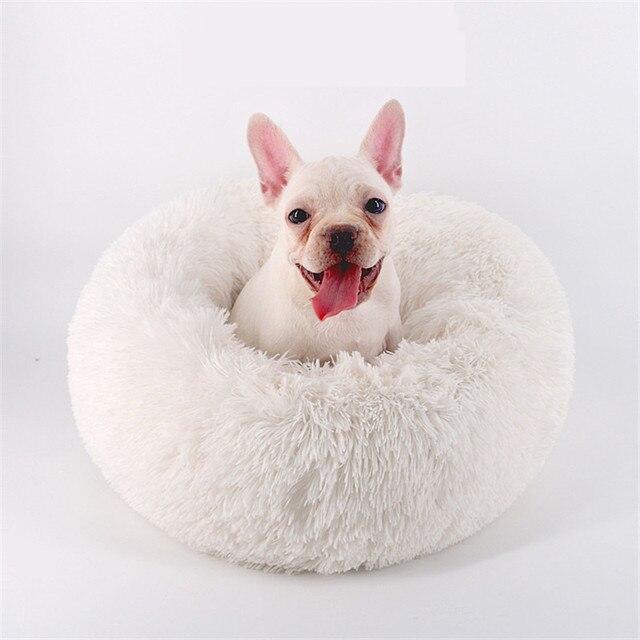 Luxury Round Dog Bed