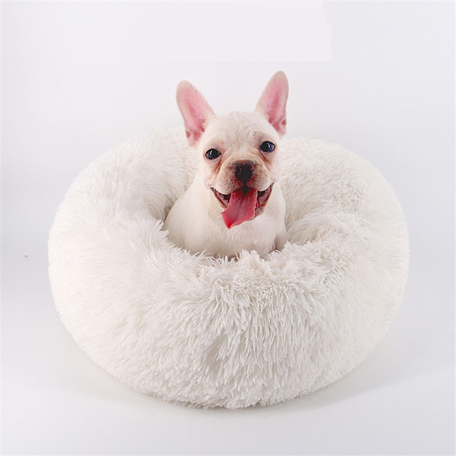 Thick Donut Pet Beds