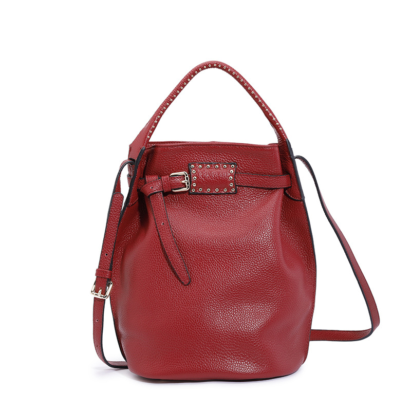 Genuine Leather Women Bag Fashion Large Tote Crossbody bags for women Shoulder Bag Luxury Female Bucket Bags Handbags sac a main юбка love republic love republic lo022ewceuh8