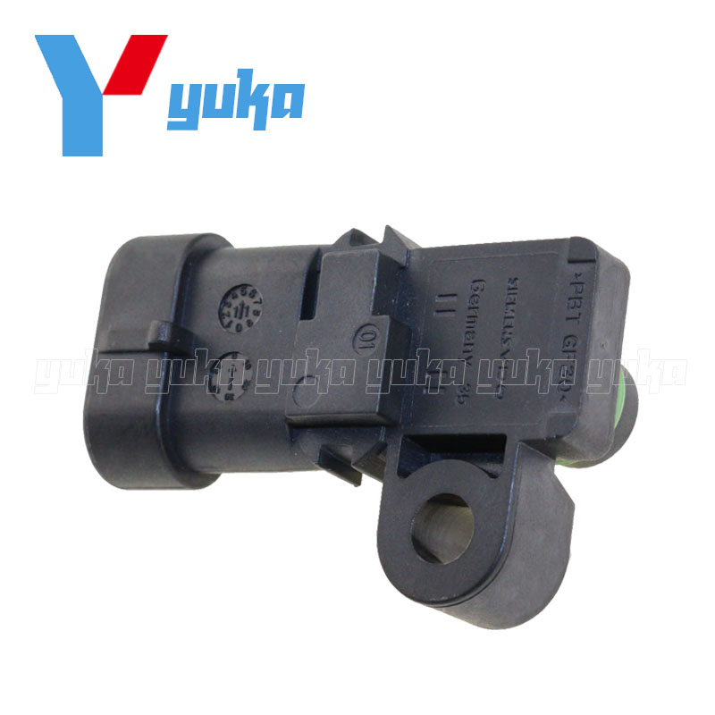 Y-U-K-A Sensor Parts Store MAP Sensor Manifold Absolute Intake Air Boost Pressure Sender For CHEVROLET CHEVY LACETTI NUBIRA Estate Saloon 1.6 55563375