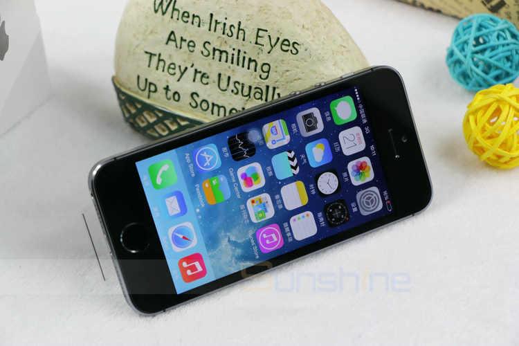 """Ốp Lưng iPhone 5 5S Chính Hãng Điện Thoại Di Động 2 Lõi 4 Nhân """"IPS Sử Dụng Điện Thoại 8MP 1080P Thông Minh Định Vị GPS IOS IPhone5s Mở Khóa Điện Thoại Di Động"""
