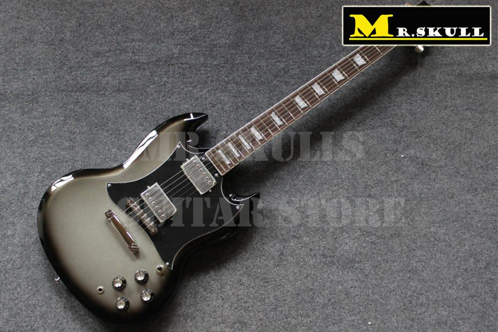 oem sg electric guitars gib standard sg electric guitar with factory price in guitar from sports. Black Bedroom Furniture Sets. Home Design Ideas