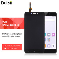 For Xiomi Redmi 4 X OEM LCD Screen And Digitizer Assembly Replacement Part For Xiaomi Redmi