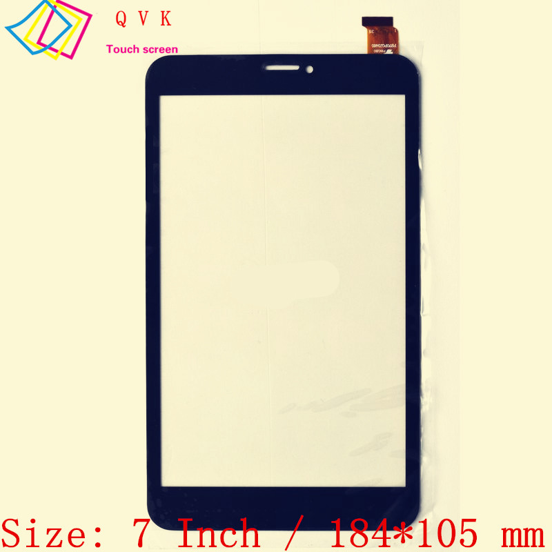 7 Inch for IRBIS TZ62  TZ62b TZ62s TZ62g tablet pc capacitive touch screen glass digitizer panel Free shipping P/N PB70PGJ3465 original new 8 inch ntp080cm112104 capacitive touch screen digitizer panel for tablet pc touch screen panels free shipping