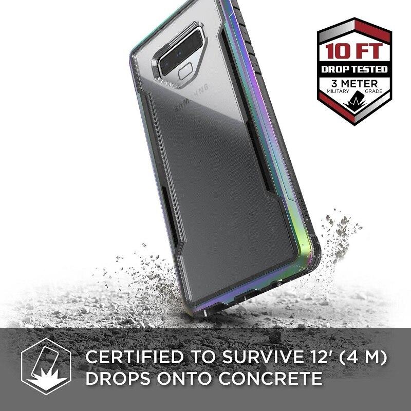 Mobile etui aluminium X-doria