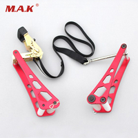 High Quality Aluminum Alloy Bow Press for Adjusting Compound Bow of Bow Accessories Tools Compound Bow Press