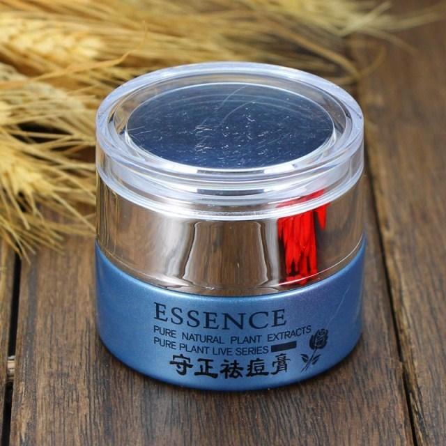 Cuidado de la cara eliminar crema para el acné cabeza negro removedor del tratamiento del acné esencia de planta Natural pura belleza cuidado de la piel Maquiagem