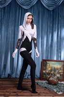 cheap cosplay costumes Free Shipping sexy Spider costumes 3S66168 Hot Sale Halloween costumes for women