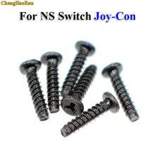 ChengHaoRan 100 pcs Üçgen Y Tipi Vidalar Nintend için Anahtarı NS L R Sevinç con Joycon Shell Kılıf Onarım vidalar Yedek parça