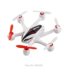 Frete Grátis Venda Quente RC Helicóptero 2.4G 4CH 6 Eixos Q272 Drone RC Quadcopter Controle Remoto mini drone VS H18 X901