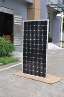 Solar Panel China 24 volt 200 watt 2Pcs Placa Solar 400w 48v Solar Battery Charger Autocaravana RV Motorhome Boat Camping Car