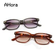 Ahora leitura óculos de sol das mulheres dos homens 2019 novo quadrado presbiopia óculos de sol gradiente cor lente eyewear com + 1.0 1.5 2.0 2.5 3.5