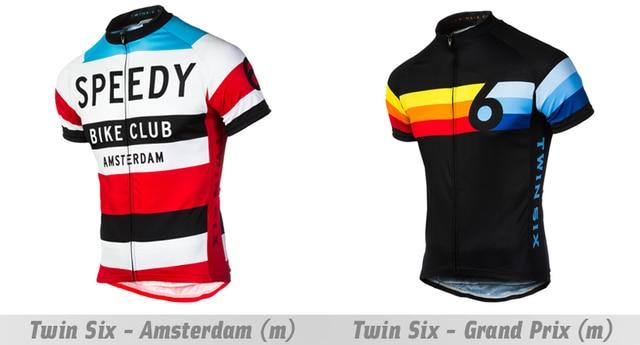 c9e4f9ccd Twin Six Grand Prix Jersey sports wear short sleeve cycling jerseys  mountain bike clothing (maillot cilismo bicicleta