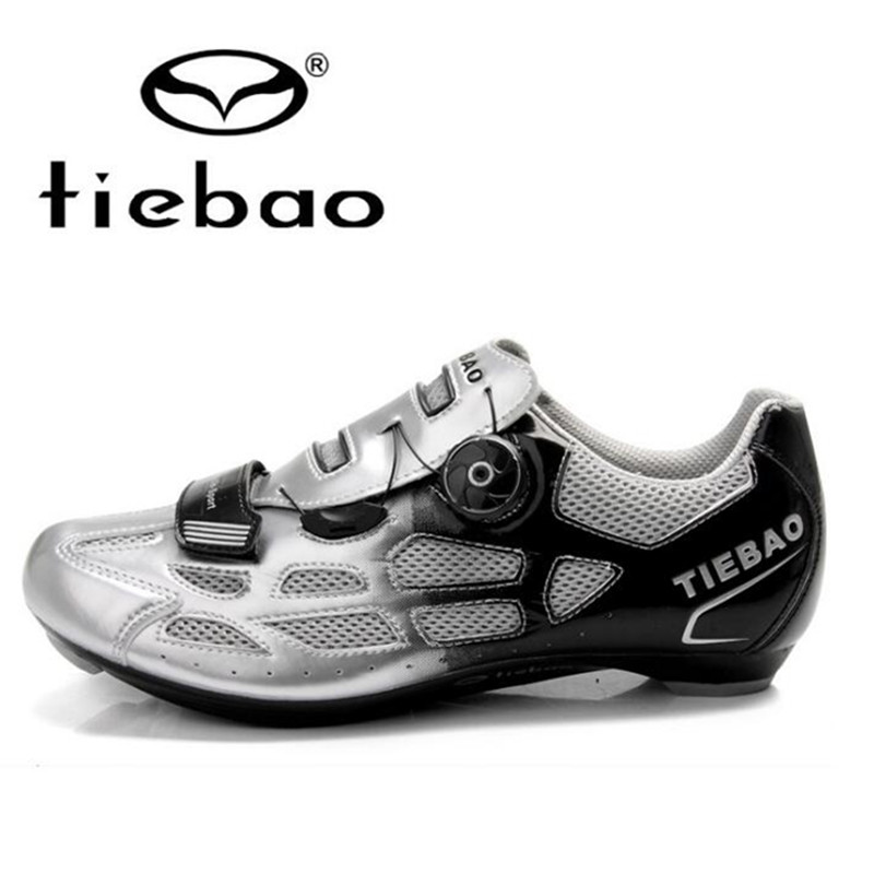 ФОТО TIEBAO Cycling Shoes men 2017 zapatillas deportivas hombre Men Sneakers Women Road sapato feminino Bike Athletic Bicycle boots