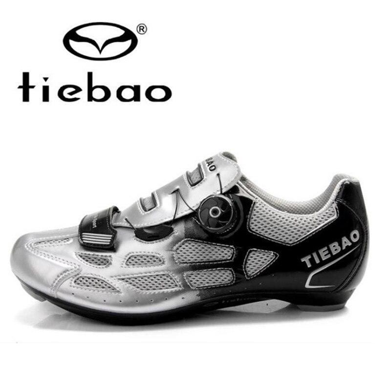 TIEBAO Cycling Shoes men 2017 zapatillas deportivas hombre Men Sneakers Women Road sapato feminino font b