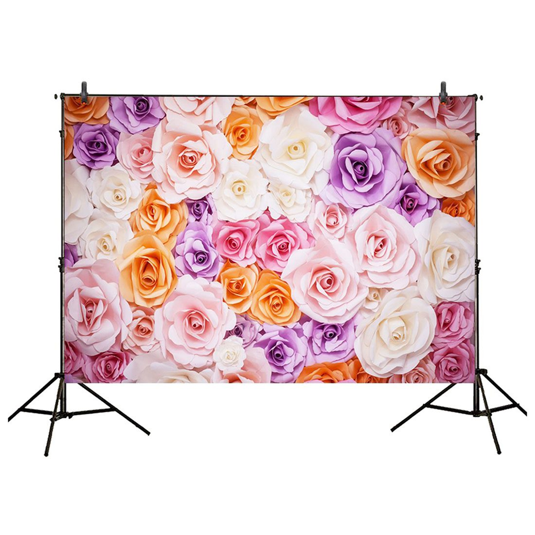 Top deals 7x5ft photography backdrop 3d color paper flower wall top deals 7x5ft photography backdrop 3d color paper flower wall gorgeous wedding baby shower beautiful bride shower background in background from consumer mightylinksfo