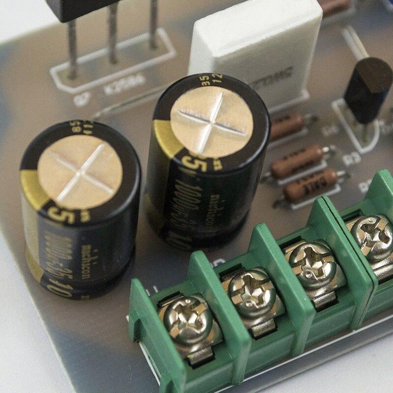 ZEROZONE assemblé Hifi A30 Pure classe A amplificateur FET haute intensité 30 W + 30 W L6 23-in Amplificateur from Electronique    3
