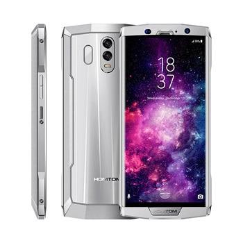 HOMTOM HT70  Smartphone 10000mAh 4G Android 7.0 Octa Core 4GB 64GB