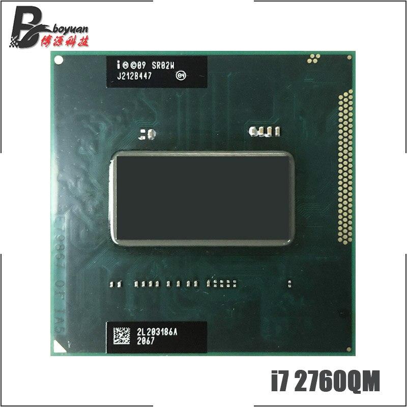 Intel Core i7 2760QM i7 2760QM SR02W 2.6 GHz Quad Core Acht Draad CPU Processor 6M 45W socket G2/rPGA988B-in CPU's van Computer & Kantoor op AliExpress - 11.11_Dubbel 11Vrijgezellendag 1