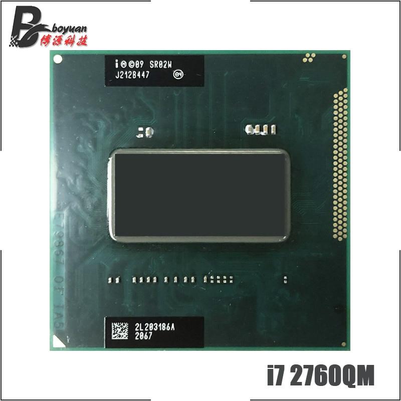 Intel Core i7 2760QM i7 2760QM SR02W 2.6 GHz Quad Core แปดด้าย CPU Processor 6M 45W ซ็อกเก็ต G2/rPGA988B-ใน CPU จาก คอมพิวเตอร์และออฟฟิศ บน AliExpress - 11.11_สิบเอ็ด สิบเอ็ดวันคนโสด 1