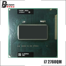 Intel Core i7-2760QM i7 2760QM SR02W 2.6 GHz Quad-Core Acht-Draad CPU Processor 6M 45W socket G2/rPGA988B