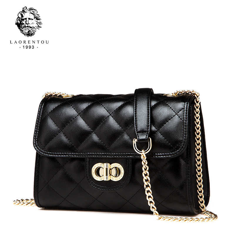 e82bb6141810 Detail Feedback Questions about LAORENTOU Women Leather Bag ...