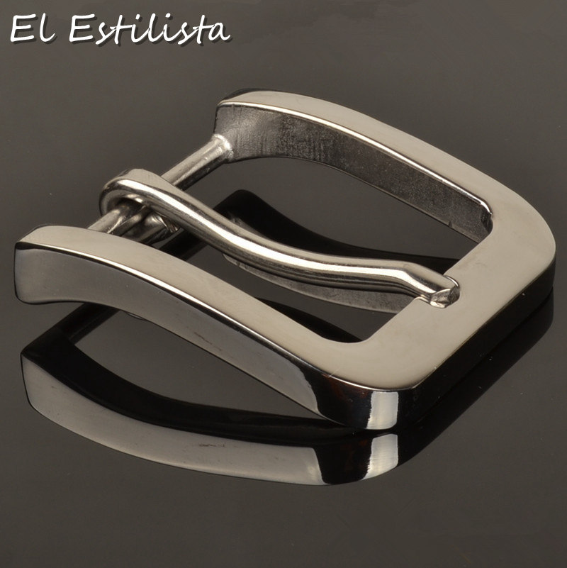 Back To Search Resultshome & Garden Brand Fashion Stainless Steel Belt Buckle For 4cm 1.57in Belts Metal Buckle Diy Buckles Jeans Accessories Mens Hebilla Cinturon Demand Exceeding Supply Arts,crafts & Sewing