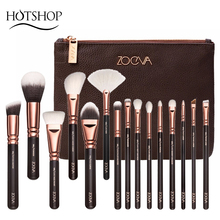 ZOEVA Profession Makeup Brushes Wool Fiber 8/15 pcs Face Eyes Cosmetic Tools With Soft Bristles