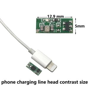 Image 4 - Interruptor de Controle Remoto sem fio 433 mhz rf Transmissor e Receptor kit 4 dc3.3v 3.7 v v 4.5 v Energia Da Bateria De Mini pequeno Controlador de Módulo