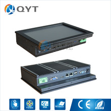 Industrial pc Inter N2800 1.86GHz with 10″ tablet pc with window 7 8 10 2GB RAM 32G SSD 2LAN CE ROHS