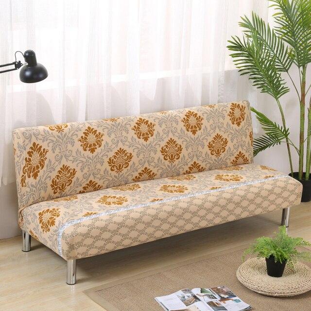 Tramo impresa fundas de sof el stica plegable sof cama - Fundas elasticas para sofa ...