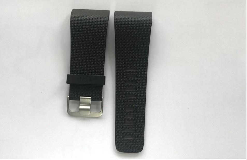 Купить с кэшбэком new and Original for fitbit surge Smart Watch black Replace strap 100% No allergy