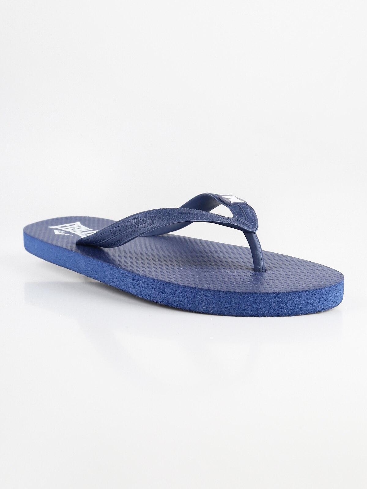 EVERLAST Men's Blue Summer Home Slippers