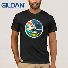 Gildan Brand Russia CCCP Classic Space Shuttle Emblem V01 Exploration Program T-Shirt Summer Mens Short Sleeve