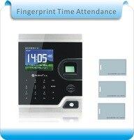 Бесплатная доставка 8 видов язык P2P облачный сервис 2.8 Экран rfid и отпечатков пальцев посещаемость времени/USB/tcp/ip