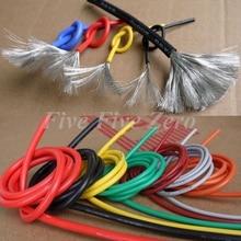 15AWG Cables RC Cables de Silicona Suave Flexible de Cobre Estañado (0.08mm superfino aeromodelismo cables)