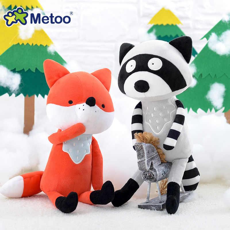Милые детские игрушки мультяшная плюшевая лиса Красивая коала мальчики девочки набивные игрушки новорожденные дети подарки на день рождения Младенцы спящие куклы