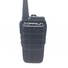 High-power walkie-talkie, small civil 50 km Mini outdoor handset site walkie-talkie