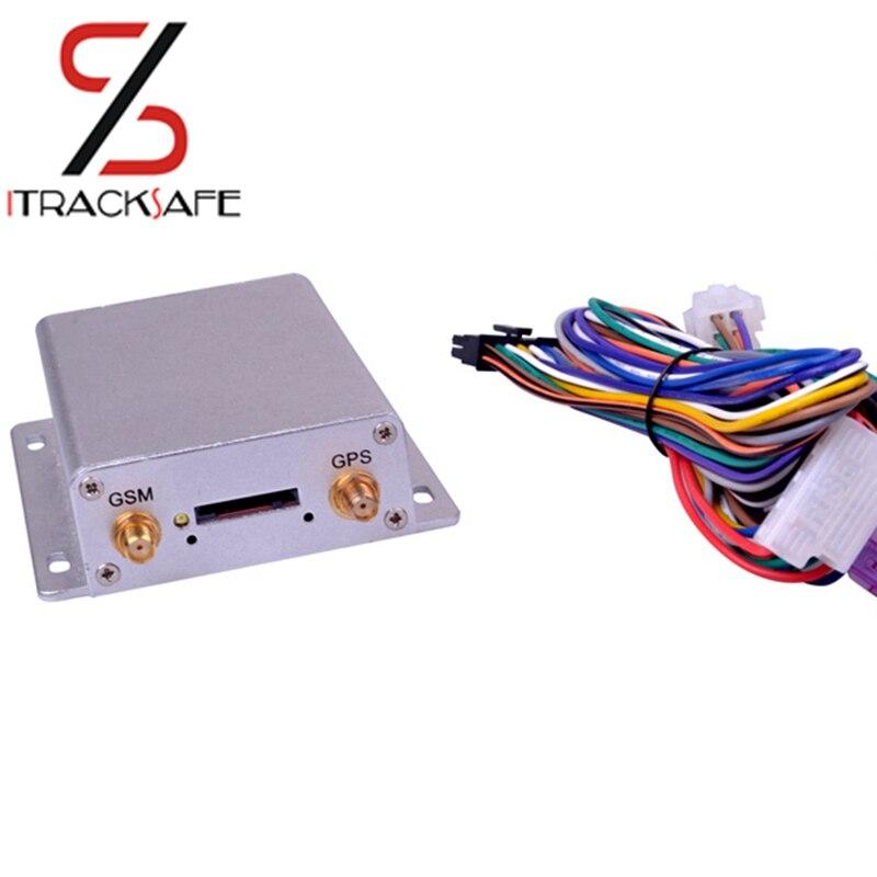gps tracker with camera fuel level consumption monitoring temperature sensor alarm