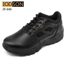 IODSON Men's Military Combat Shoes Outdoor Tactical Desert Training Boots For Men Breathable Waterproof Boots Zapatos de Hombre недорого