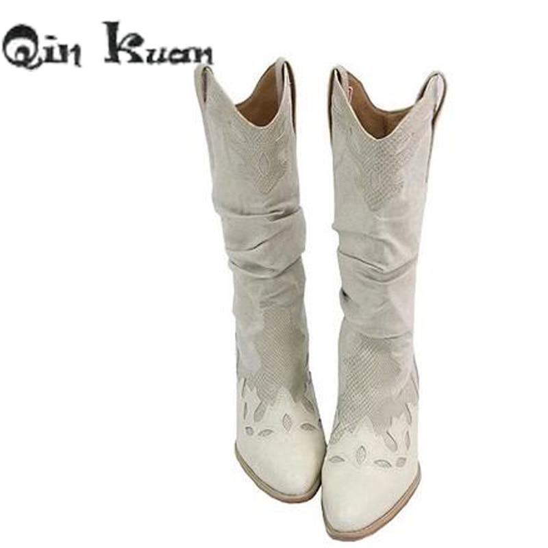 Popular Womens Cowboy Boots-Buy Cheap Womens Cowboy Boots lots ...