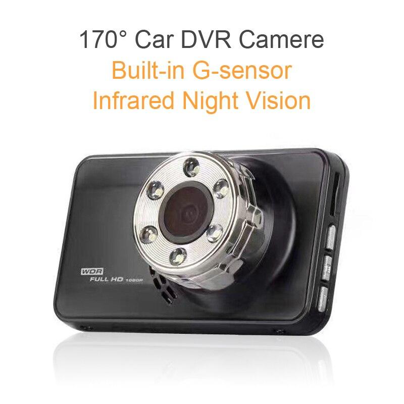 3 Inch 170 Degree car video recorder G Sensor Car DVR font b Camera b font