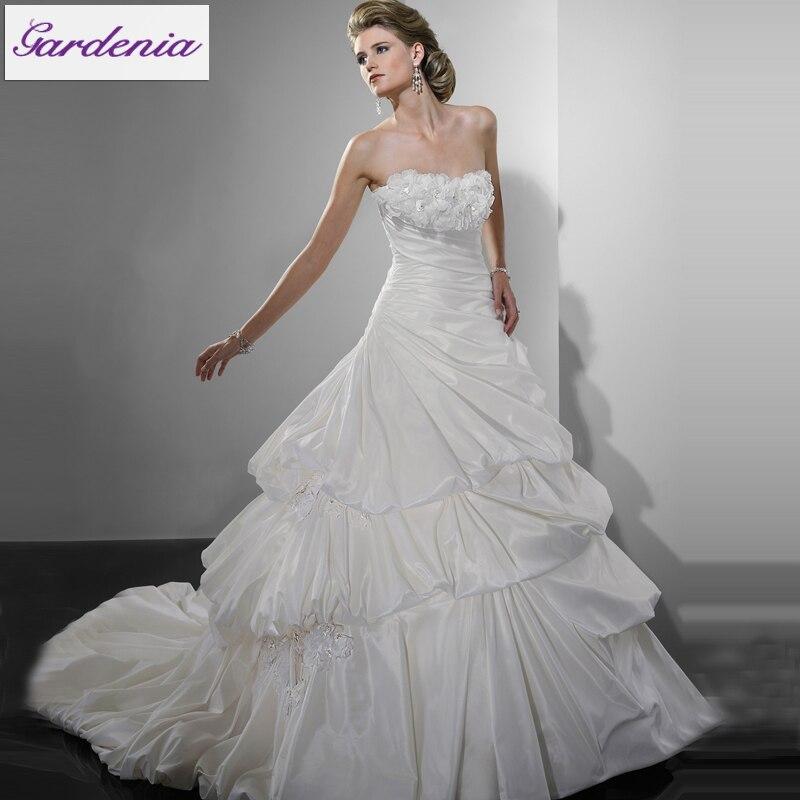 USA Made Wedding Gowns