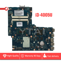YTAI I3 4005U processor for HP 350 G1 laptop motherboard for Intel core I3 4005U 758033 001 DDR3L 6050A2608301 MB A04 mainboard