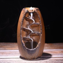 Ceramic Backflow Incense Burner