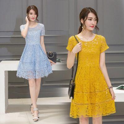 Summer dress express hr