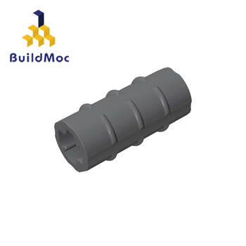 BuildMOC 6538 59443 Shaft Connector Brick Technic Changeover Catch For Building Blocks Parts DIY Educational Creative Gift Toys