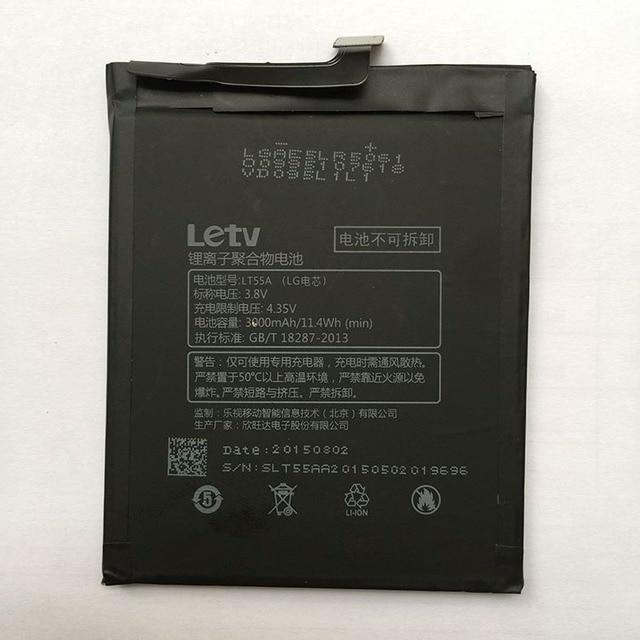 For Letv X800 LT55A Battery New Original 3000mAh Replacement Accessory Accumulators Batteria For Letv X800 LT55A Phone