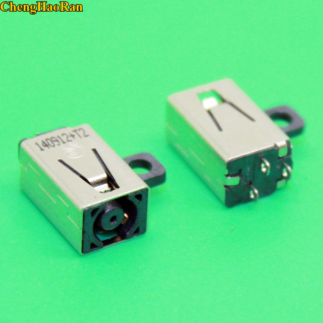 ChenghaoRan New Laptop AC DC Power Jack Socket connector for Dell XPS 12 13 L321X L322X 12 9Q23 15 charging port DC Jack
