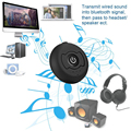 YCDC ПОЛЕ Подходит Для iPhone 5 6 7 6 s 7 s 6 плюс 7 плюс H-366T 1-к-2 Беспроводной Аудио V4.0 Bluetooth Передатчик Smart TV/DVD/MP3